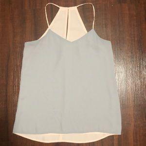 Express Reversible Blouse Tank Top